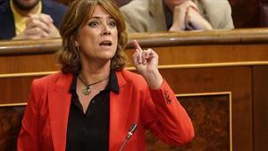 Arxivada la querella de Vox contra la ministra Delgado per la defensa de Llarena