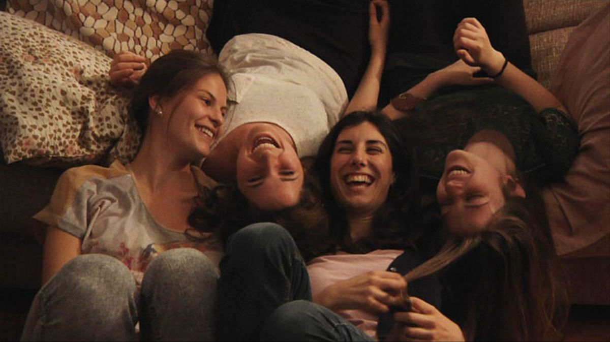 Tráiler de 'Las amigas de Àgata' (2015)