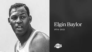 Elgin Baylor.