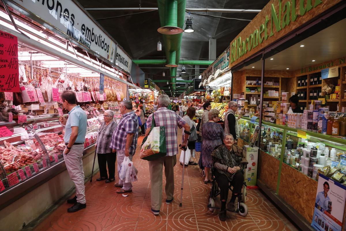Mercado municipal.