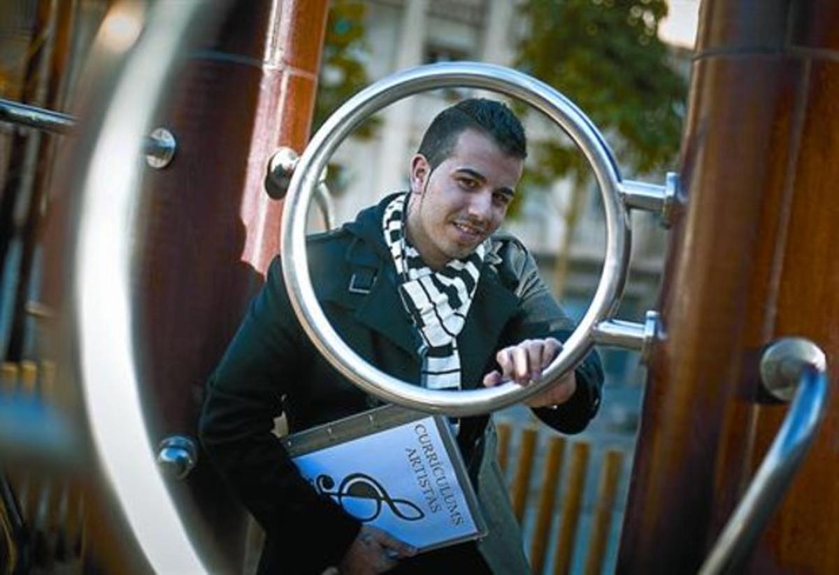 Frank Pérez: «En una terraza, bajo una uralita, encontré a un pintor maravilloso»
