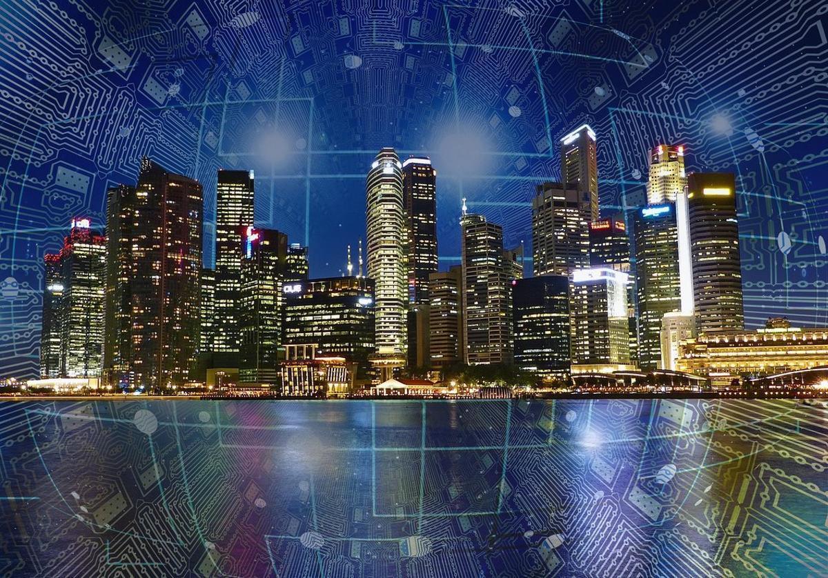 Las ciudades inteligentes avanzan de la mano de la tecnología