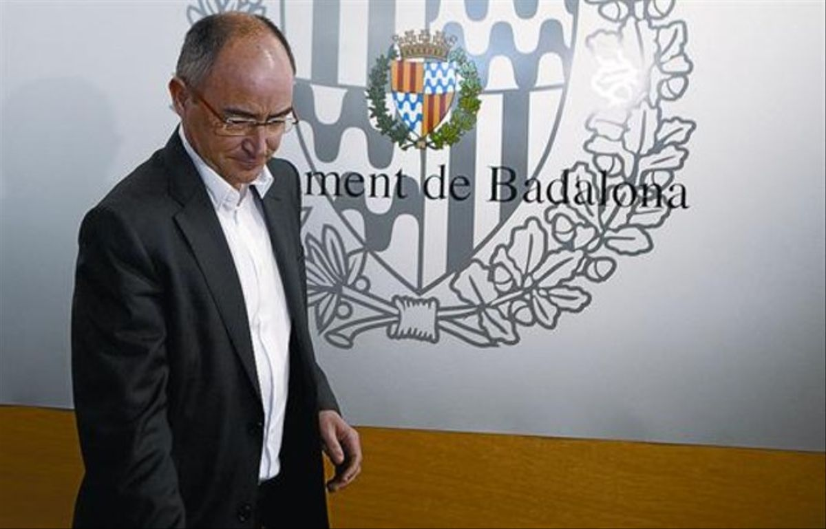 Exculpado el diputado de CiU Ferran Falcó por el 'caso Adigsa'