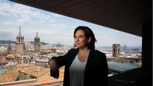 Ada Colau: Quiero ser alcaldesa de un gobierno de 18 concejales