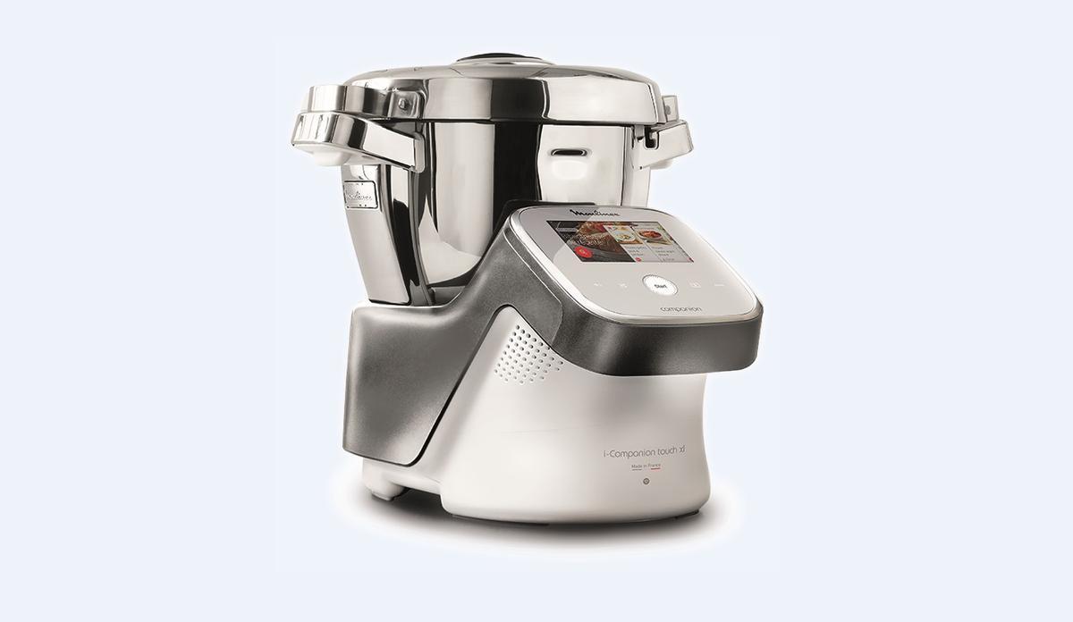 iCompanion Touch XL, l'últim robot de cuina de Moulinex