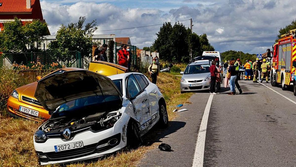 Dos muertos en sendos accidentes en la provincia de Barcelona