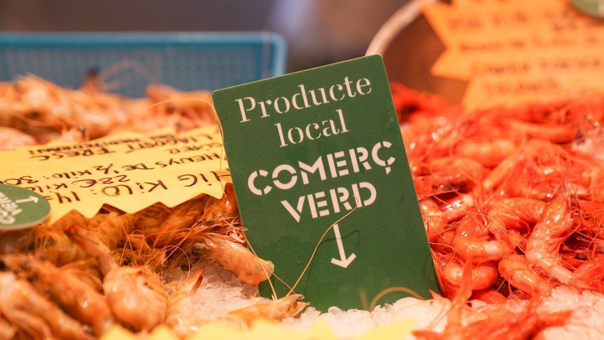 """El programa """"Comercio verde"""" calificará los mercados municipales que ofrecen alimentos locales"""