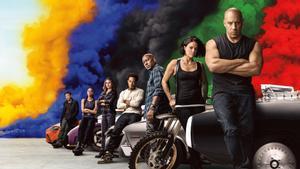 Imagen promocional de 'Fast & Furious 9'