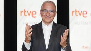 El periodista Xavier Sardà.