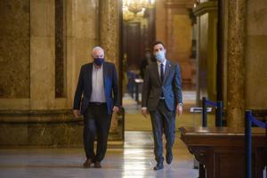 Torrent i Maragall es querellaran contra l'exdirector del CNI per espionatge