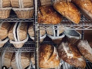 El millor pa de Madrid és el pa rodó de Cientotreinta