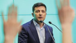 Rússia fulmina el programa del president ucraïnès per un acudit sobre Putin