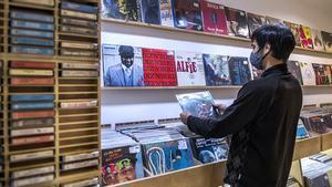 La nueva tienda de discos Barcelona City Records