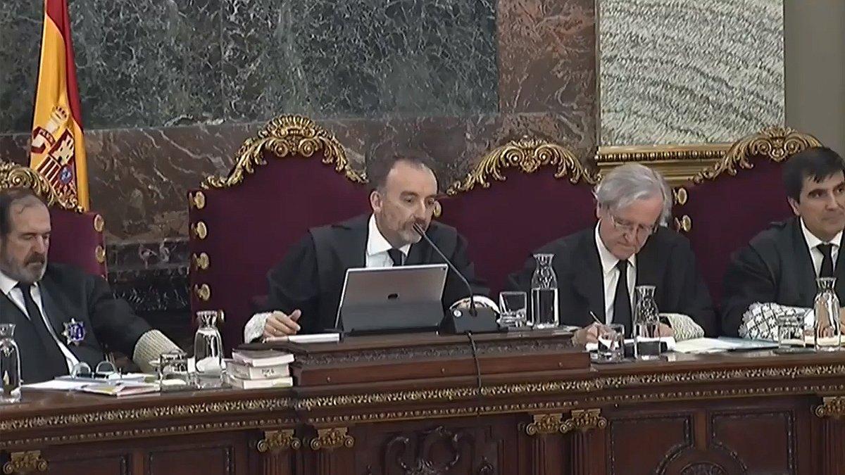 Judici al procés de Catalunya | Directe en 'streaming'