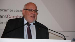 El 'exconseller' de Empresa i Coneixement, Jordi Baiget.