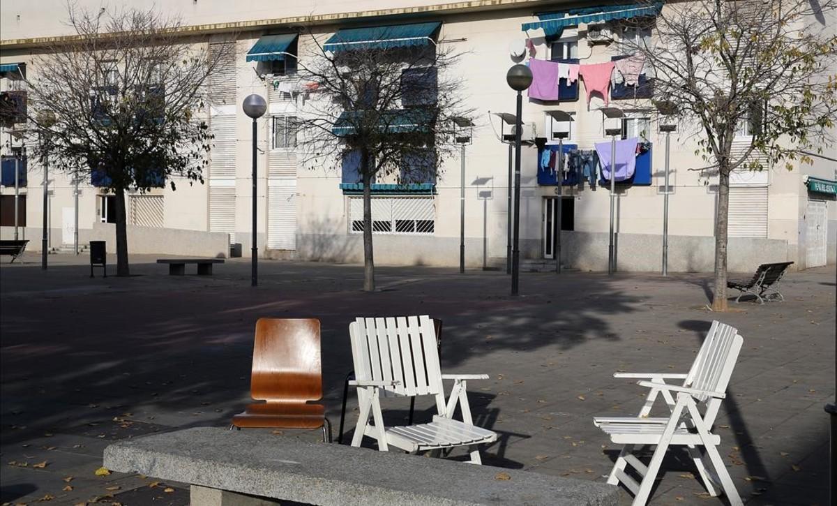El barrio de Sant Cosme de El Prat de Llobregat ocupa el puesto 17º del 'ranking' de barrios más abstencionistas.