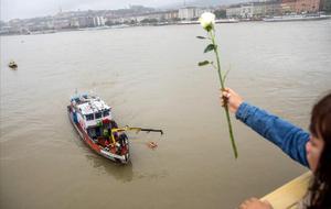 A judici el capità del barco enfonsat a Budapest