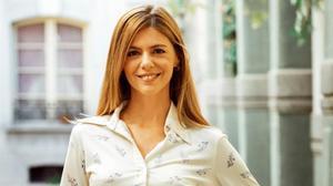 La actriz Manuela Velasco, Maica en la serie de Antena 3 'Amar es para siempre'.