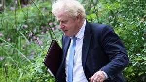 El Regne Unit investiga la troballa de documents secrets abandonats en una estació d'autobusos