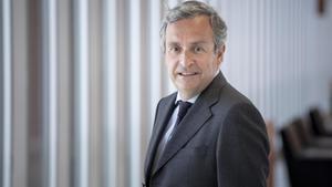 Miguel Ángel Chamorro, juez titular del Juzgado de 1ª Instancia 50 de Barcelona