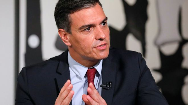 El presidente Pedro Sánchez levanta pasiones en EEUU tras su entrevista en televisión