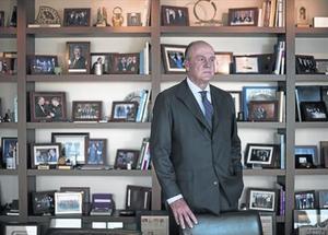 Enrique Lacalle nos atendió en su despacho de la Zona Franca.