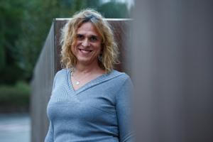 Judith Juanhuix, científica y activista trans.