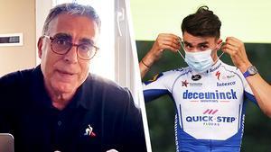 Tour de Francia con Sergi López - Etapa 0: Completar el Tour será una victoria contra el virus