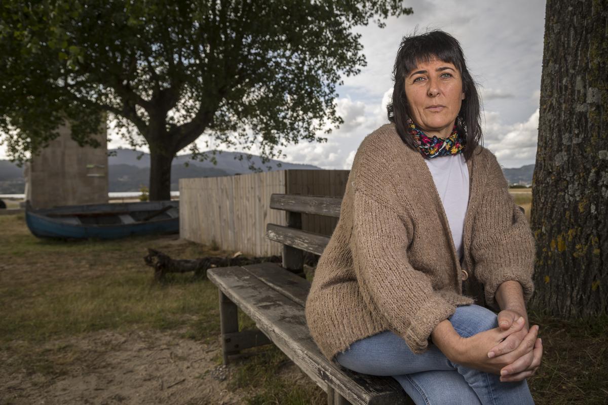 Rita Míguez, presidenta de Anmupesca.