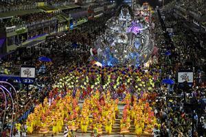 Rio de Janeiro suspèn el seu Carnaval del 2021 per la pandèmia