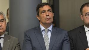 Pere Soler, director de los Mossos d'Esquadra.