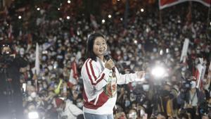 Fujimori evita la presó mentre continua intentant anul·lar vots al Perú