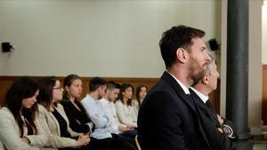 La jutge arxiva la denúncia contra Leo Messi i la seva fundació