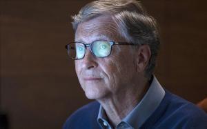 Bill Gates, en una imagen del documental de Netflix sobre el empresario estadounidense