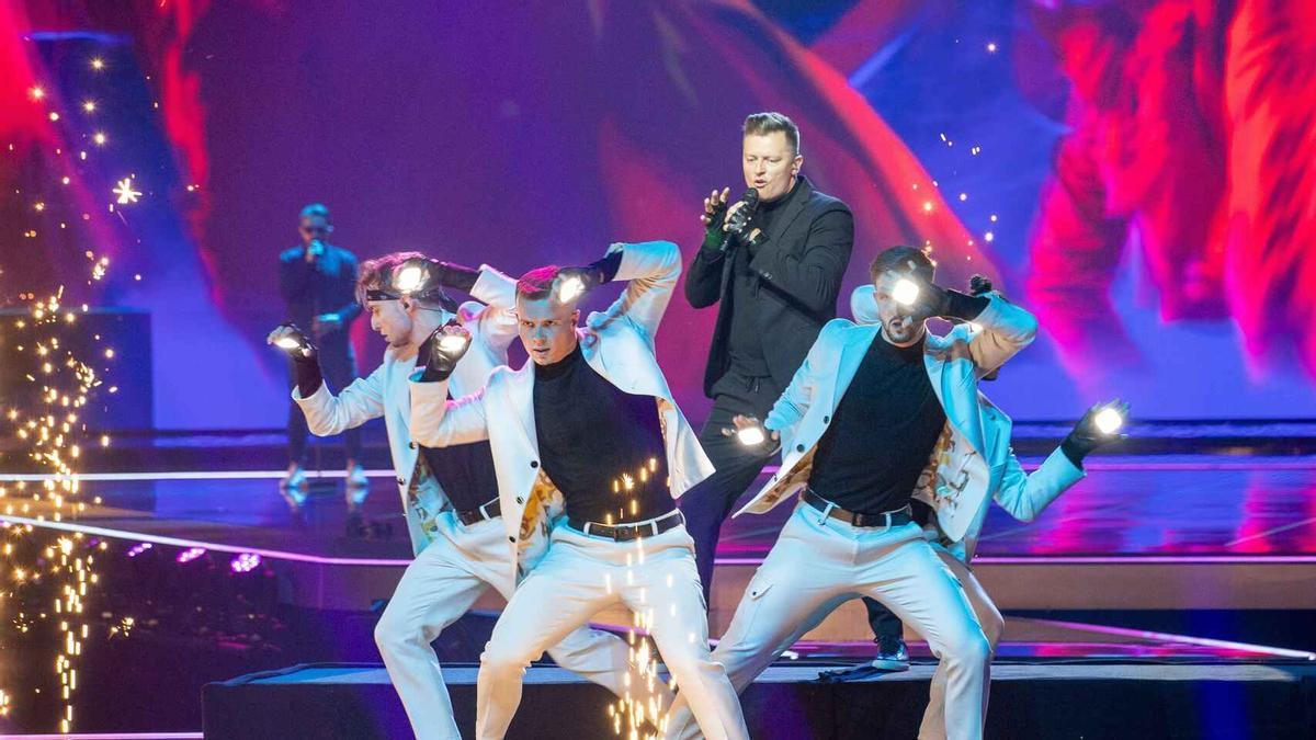 Primer caso de coronavirus en 'Eurovisión': los polacos, en cuarentena