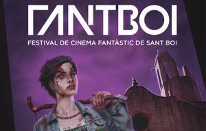 Cartel del festival Fantboi de Sant Boi