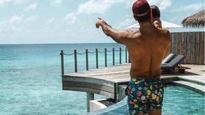 Fernando Verdasco y Ana Boyer celebran los ocho meses de su hijo en las Maldivas