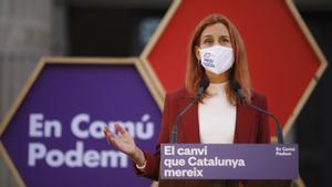 En Comú Podem propone un Govern con ERC apoyado por el PSC