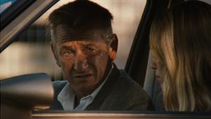Sean Penn, en un fotograma de su película 'Flag day'
