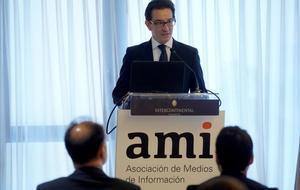 Ramón Alonso, director general de la AMI.