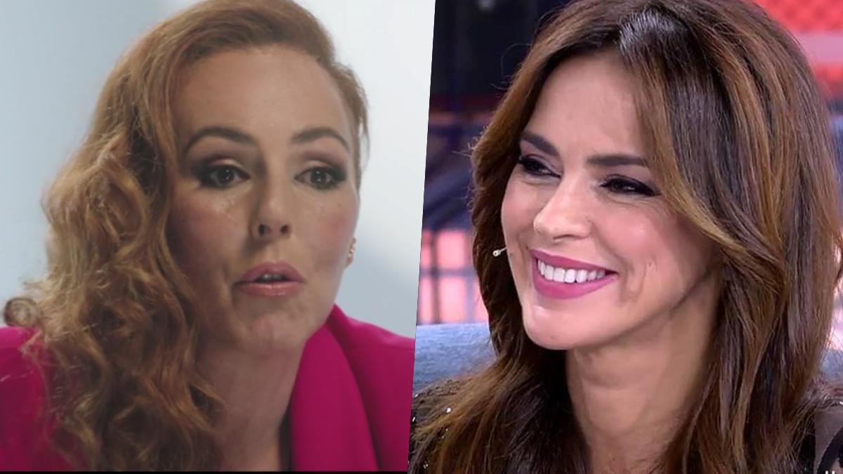 Rocío Carrasco y Olga Moreno