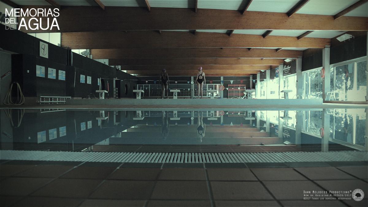 Fotograma del cortometraje 'Water memorias'.