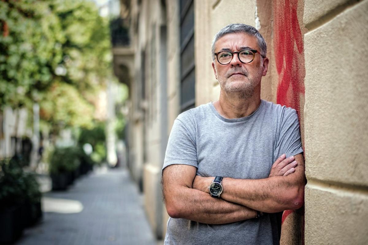 El diputado de la CUP Carles Riera.