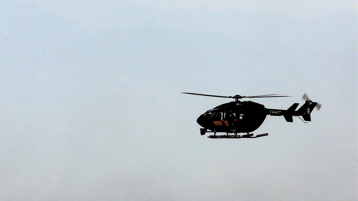 Rescatado con vida un montañero español tras un accidente de helicóptero en Tayikistán