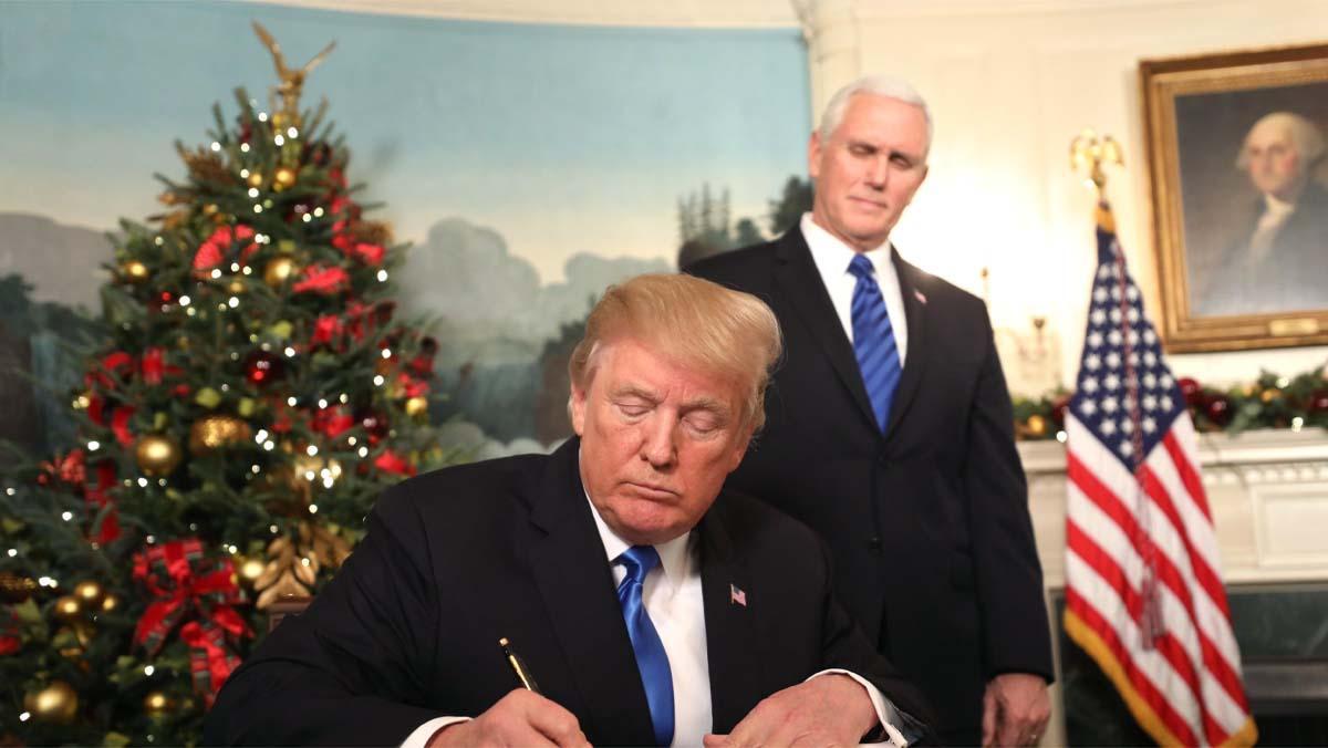 Donald Trump ha anunciado que la embajada estadounidense se trasladará a la ciudad milenaria.