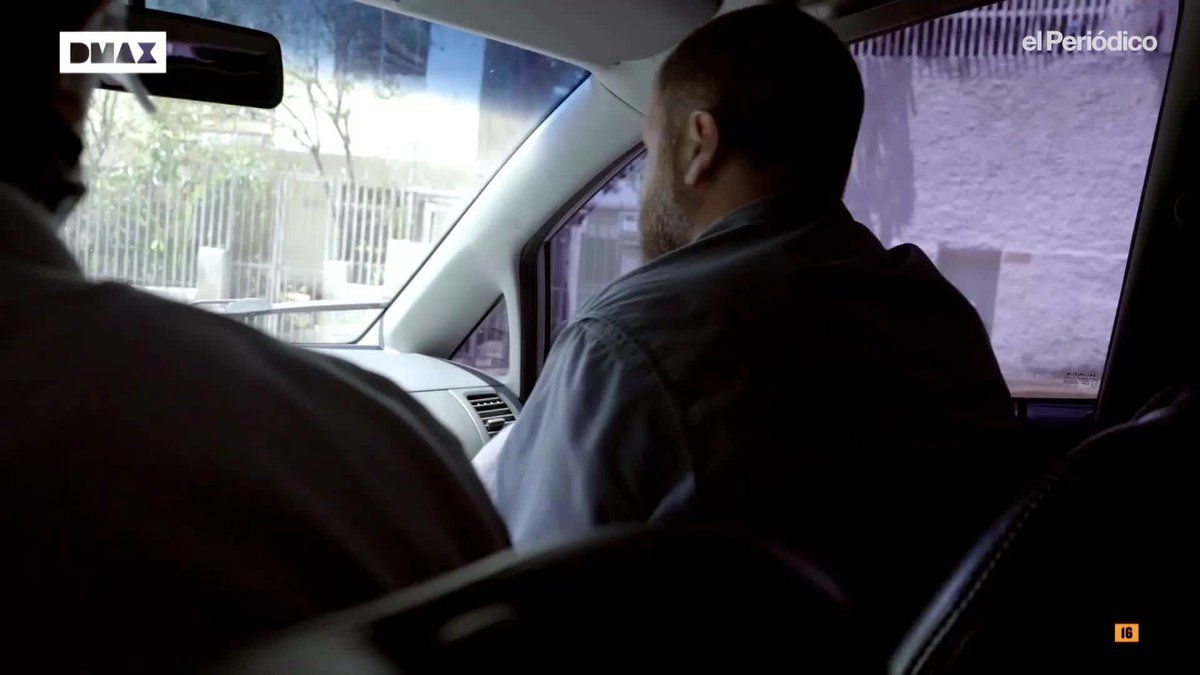 Vídeo promocional del programa de DMax 'Clandestino'.