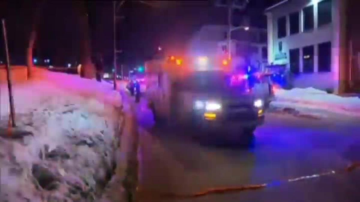 Un detenido por el ataque contra la mezquita de Quebec en el que murieron seis personas