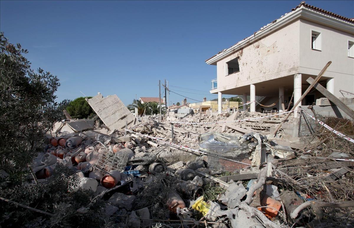 Mossos i bombers ferits a Alcanar reclamen ser víctimes del terrorisme