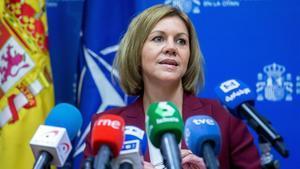 La fiscalia afirma que Cospedal tenia un «interès personal» en l'espionatge a Bárcenas