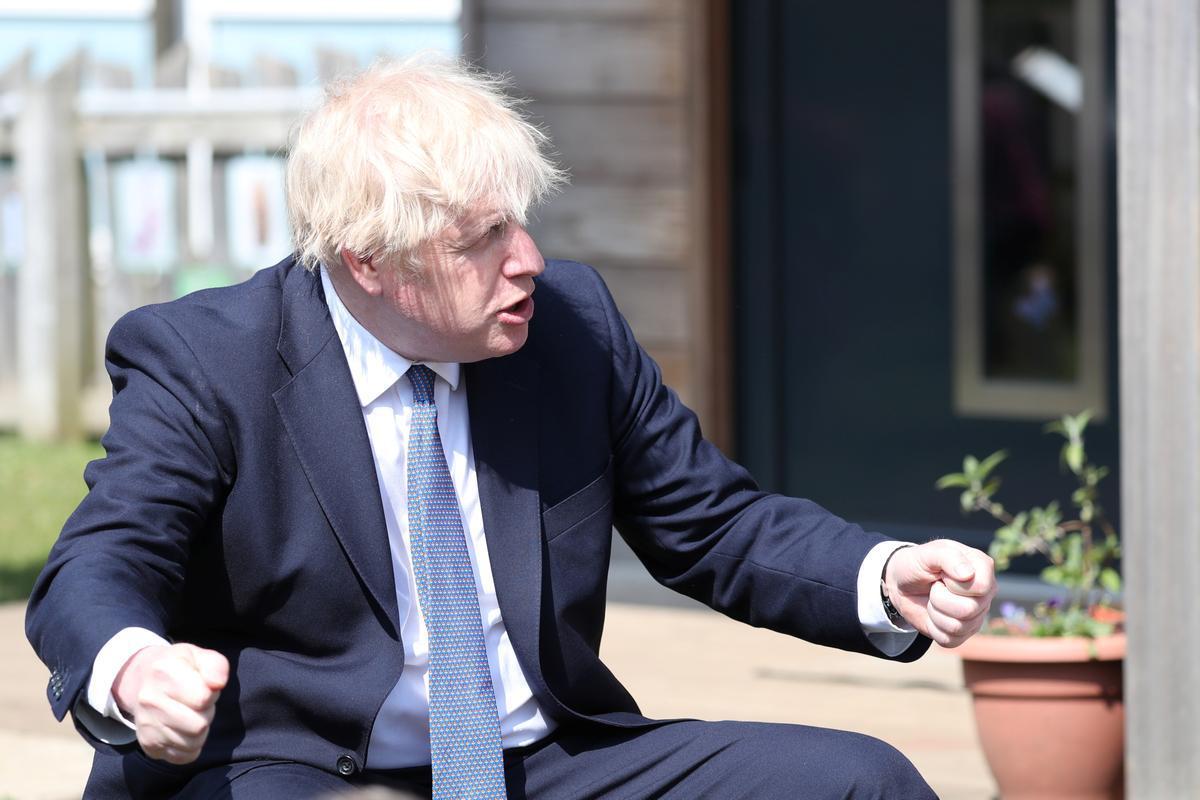 Johnson remodela el seu Govern en plena caiguda de popularitat